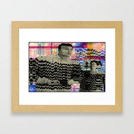 Deja Vu (Series NO.2) Framed Art Print