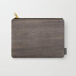 Dance Floor Wood Carry-All Pouch