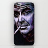 jack nicholson iPhone & iPod Skins featuring Jack Nicholson by andy551