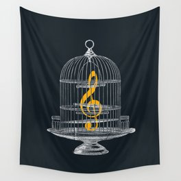 Set Me Free Wall Tapestry