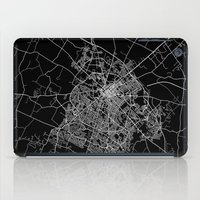 kentucky iPad Cases featuring Lexington map Kentucky by Line Line Lines