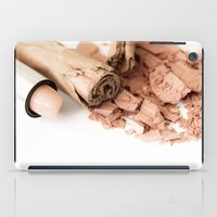 makeup iPad Cases featuring Makeup 01 by VanessaGF