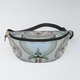 Birth of the Soul Visionary Mandala Fanny Pack