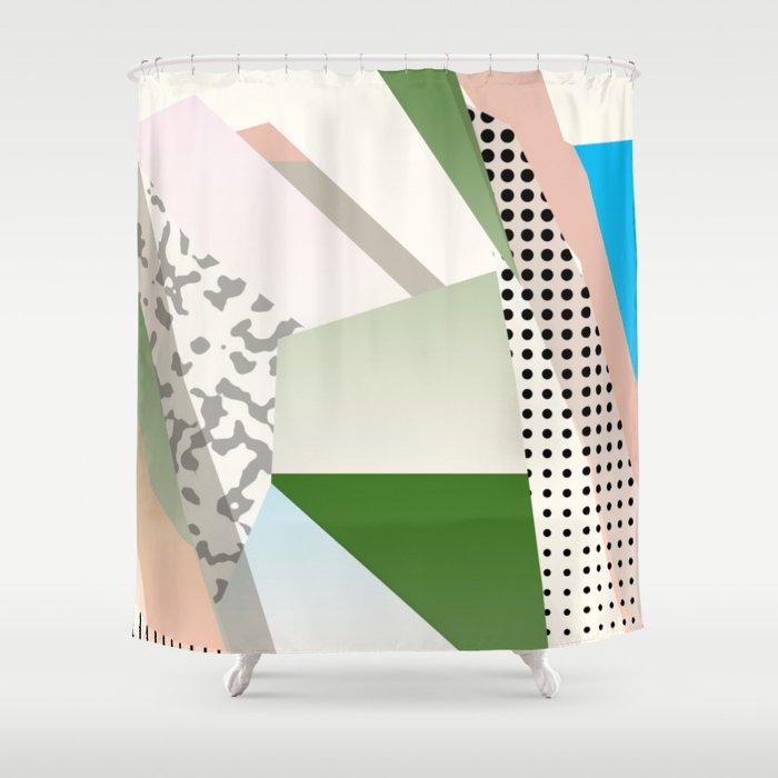 049 Shower Curtain