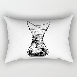 Chemax Coffee Maker Art Rectangular Pillow
