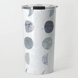 MOON PHASE - PRINTED MOON ILLUSTRATION Travel Mug