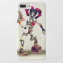 Invader Skull iPhone Case