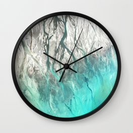 New Zealand's beauty *Tekapo Wall Clock