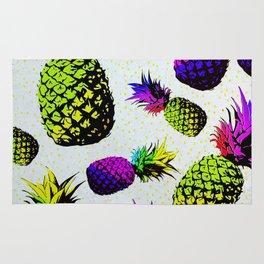 colorful pineapple pattren Rug