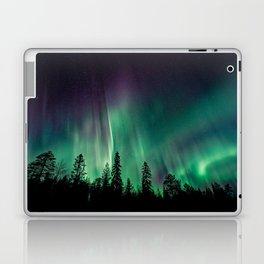 Aurora Borealis (Heavenly Northern Lights) Laptop & iPad Skin