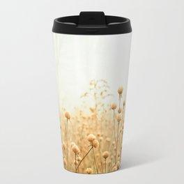 Daybreak in the Meadow Travel Mug