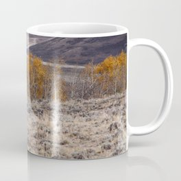 Palomino Roaming the High Plains Coffee Mug