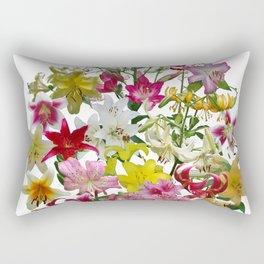 Lots of lilies to love! Rectangular Pillow