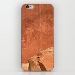 Rock Art iPhone Skin