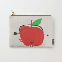 The Apple and The Arrow Carry-All Pouch