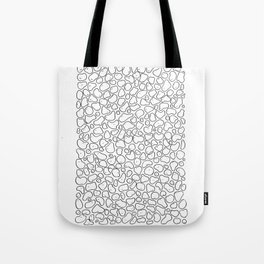 Pet rocks Tote Bag