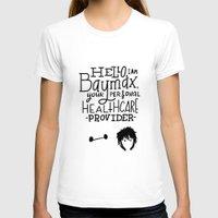 big hero 6 T-shirts featuring Big Hero 6 by Caleb Boyles
