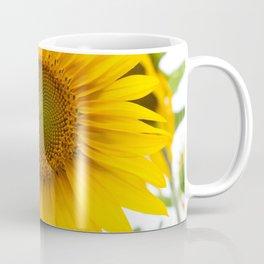 Sunflower #1 #decor #art #society6 Coffee Mug