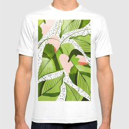Blushing Leaves #illustration #painting T-shirt
