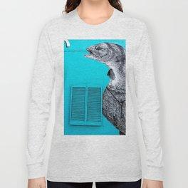Fish Food Long Sleeve T-shirt