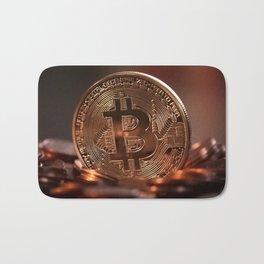 Bitcoin 9 Bath Mat