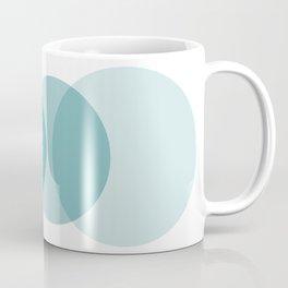 Abstract Thoughts Coffee Mug