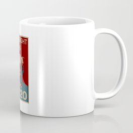 HINDSIGHT IS 2020 Coffee Mug