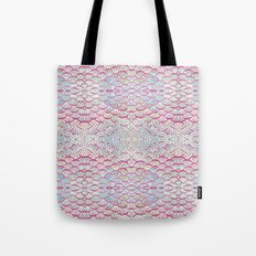 scales and dots Tote Bag