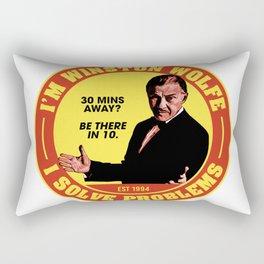 Winston Wolfe Rectangular Pillow