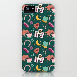 Fortune Telling for Good Luck iPhone Case