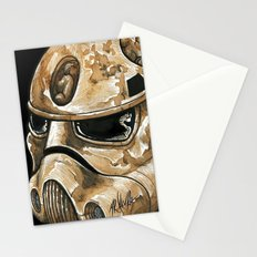 ZOMBIE IMPERIAL TROOPER  Stationery Cards