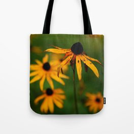 Fall Flowers in New Hampshire No. 1 Tote Bag