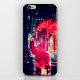 Urban Rebellion by GEN Z iPhone Skin