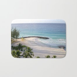 Another day in paradise Bath Mat