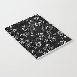 Gisophila black Notebook
