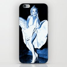Marilyn Monroe Dress iPhone & iPod Skin