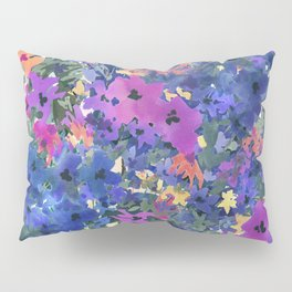 French Red Violet Pillow Sham
