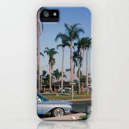 Old School Park iPhone Case