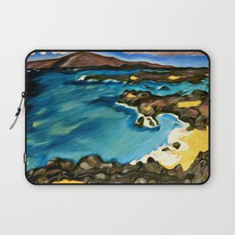 Secret Beach Laptop Sleeve