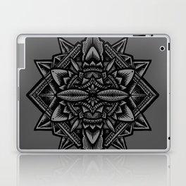 Sacred Geometry Flower of Life Mandala Laptop & iPad Skin