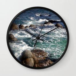 California Coast 01 Wall Clock