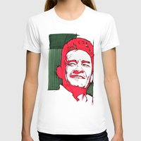 johnny cash T-shirts featuring CASH by Ruddiger