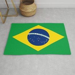 Brazil flag - Brazilian Flag Rug
