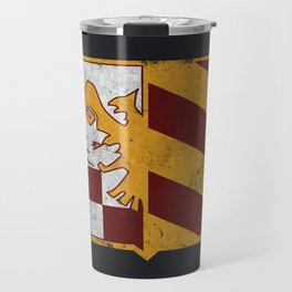 Florentine Eagle - Crest Travel Mug
