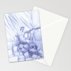 The Creation (human part) Stationery Cards