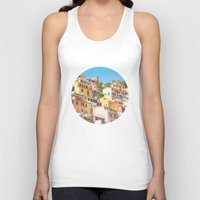italy Tank Tops featuring Italy by GF Fine Art Photography