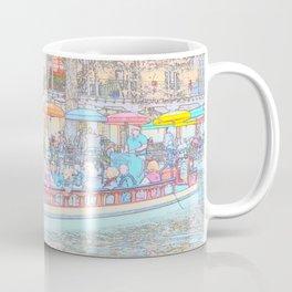 Ride Down The River - San Antonio, Texas Coffee Mug