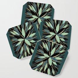 Deco Cactus Green #buyart #homedecor Coaster