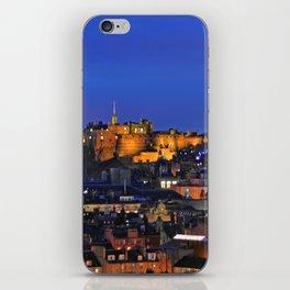 Edinburgh Caste iPhone Skin