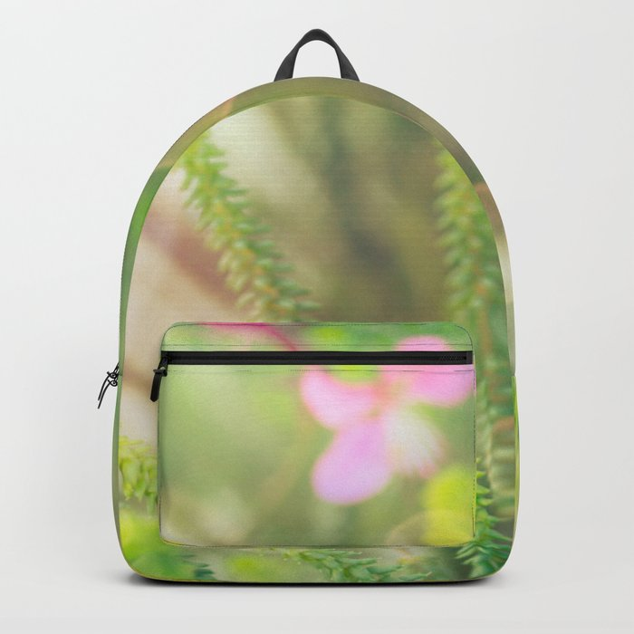 Where the Fairies Play Backpack